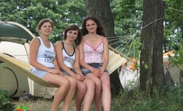 2007_09_Biwak nad jeziorem Zagłębocze