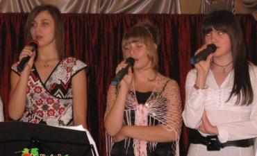 2007_12_Koncert Tu Es Petrus w wykonaniu choru szkolnego Kontra-Bas