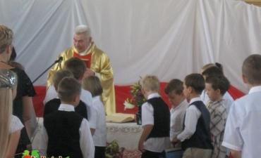 2008_09_Uroczyste rozpoczecie roku szkolnego