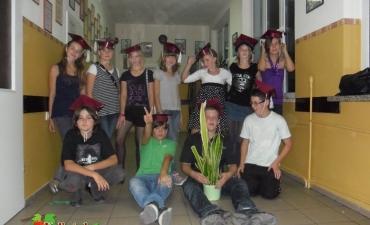2011_10_Pasowanie klasy I Gimnazjum_10