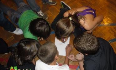 2011_10_Pasowanie klasy I Gimnazjum_5