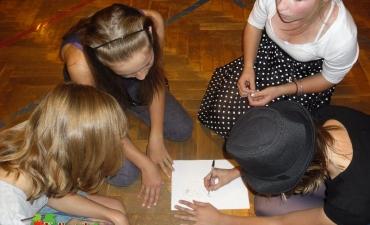 2011_10_Pasowanie klasy I Gimnazjum_6
