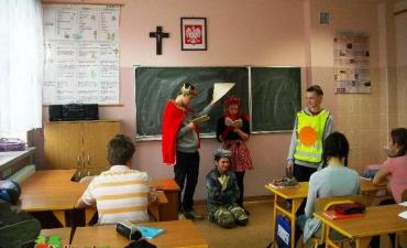 2012_02_Mały Książę z wizytą w II G