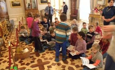 2012_03_Wycieczka klas młodszych do Warszawy