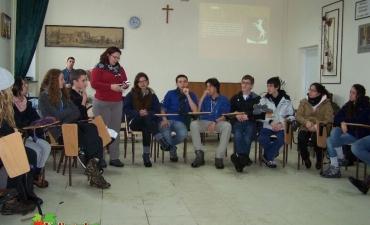 2013_03_Warsztaty dla młodzieży Polskiej i Izraelskiej