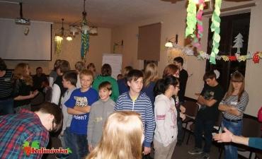 2013_12_Wymiana polsko-niemiecka w Zespole Szkół w Kalinówce