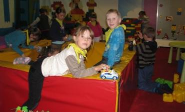 2015_10_Nasze maluchy na wystawie LEGO